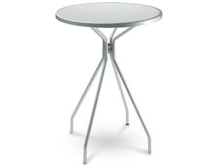 EMU Cambi Steel 32 Round Bar Table EM820