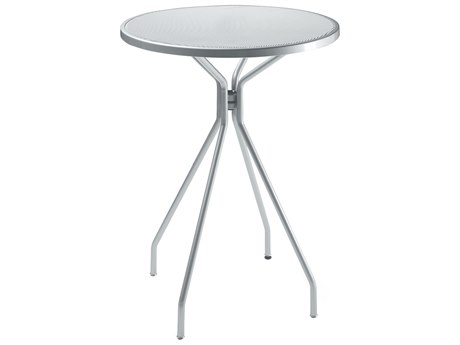 EMU Cambi Steel 32 Round Bar Table
