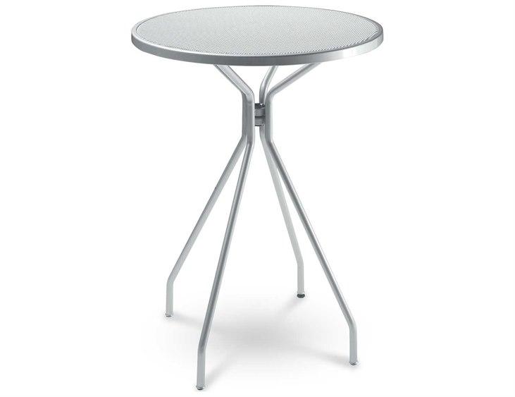 EMU Cambi Steel 32 Round Bar Table