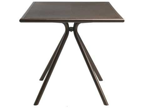 EMU Forte Steel 24 Square Umbrella Table