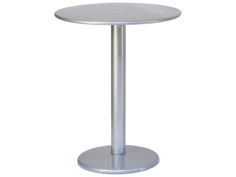 EMU Bistro Steel 24 Round Bistro Table PatioLiving