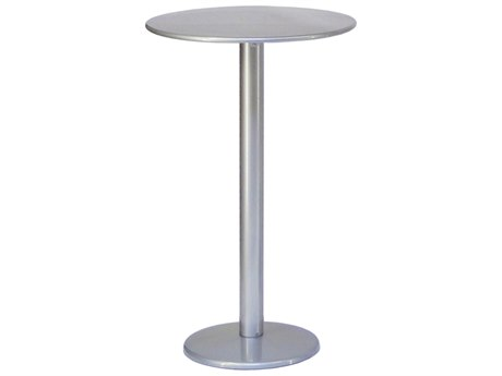 EMU Bistro Steel 24 Round Bar Table PatioLiving