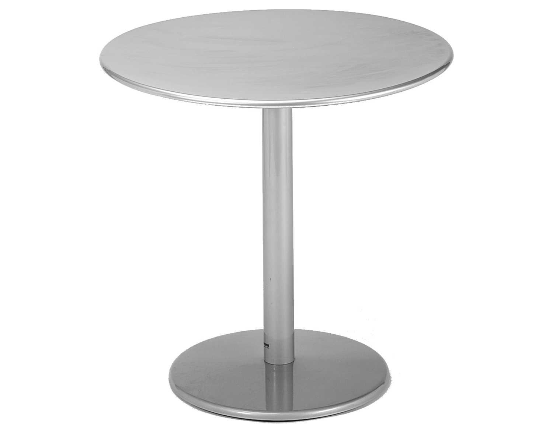 EMU Bistro Steel 24 Round Bistro Table