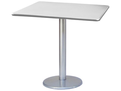 EMU Bistro Steel 30 Square Bistro Table PatioLiving