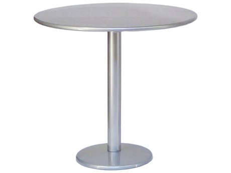 EMU Bistro Steel 32 Round Bistro Table PatioLiving