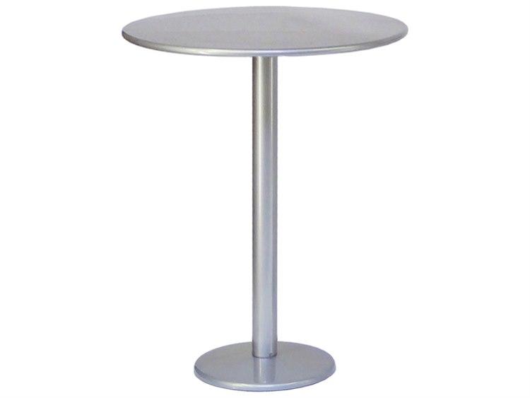EMU Bistro Steel 32 Round Bar Table