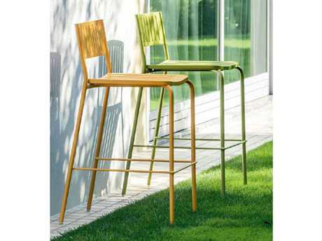 EMU Bridge Aluminum Bar Chair Set
