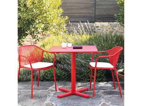 EMU Darwin Steel Dining Set