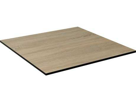 EMU Alf Melamine Resin 36 Sqaure Table Top