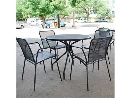 EMU Khali Steel Dining Set