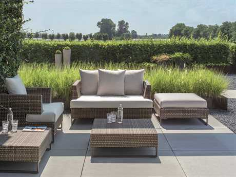 EMU Luxor Wicker Lounge Set