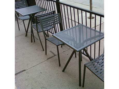 EMU Segno Steel Dining Set