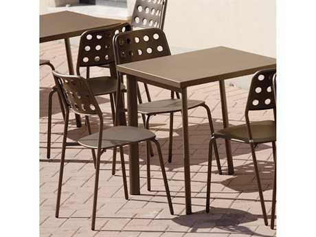 EMU Shot Steel Dining Set
