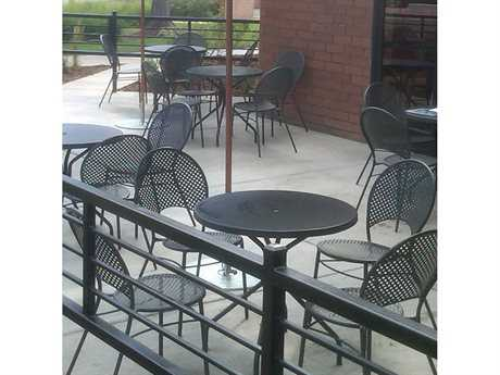 EMU Sole Steel Dining Set PatioLiving