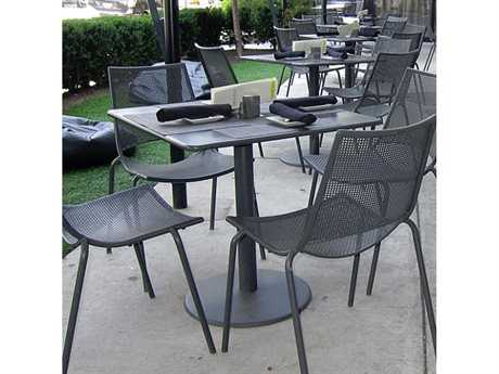 EMU Topper Steel Dining Set