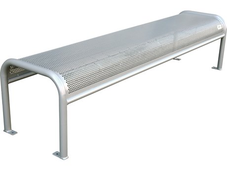 EMU Valles Steel Backless Bench