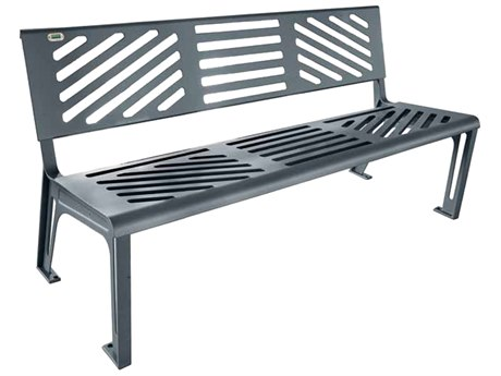 EMU Essen Cast Iron Steel Bench