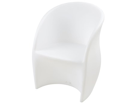 Elk Outdoor A Design Space Oddysey White Resin Loveseat PatioLiving