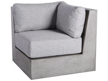 Elk Outdoor Grey Chair Seat & Back Replacement Cushions