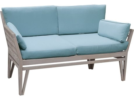 Elk Outdoor Sea Green Loveseat Seat & Back Replacement Cushions
