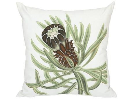 Elk Outdoor Hand-painted Art Pillow