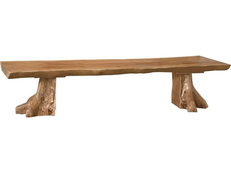 Elk Outdoor Euro Teak Oil Bench PatioLiving