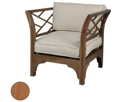 Elk Outdoor Teak Euro Oil Lounge Chair