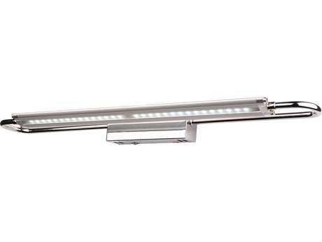 ET2 Helix Satin Nickel Two-Light Vanity Light