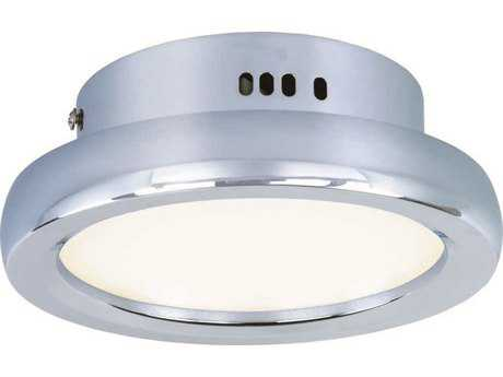 ET2 Timbale Polished Chrome Semi-Flush Mount Light