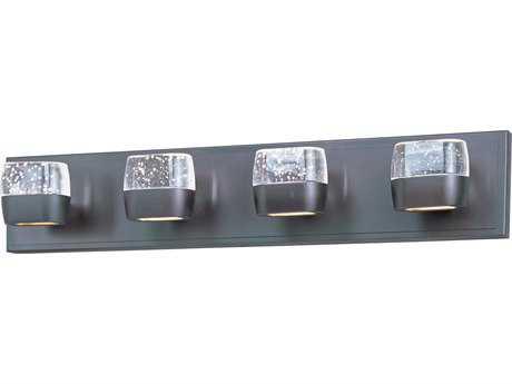 ET2 Volt LED Bronze Eight-Light Vanity Light