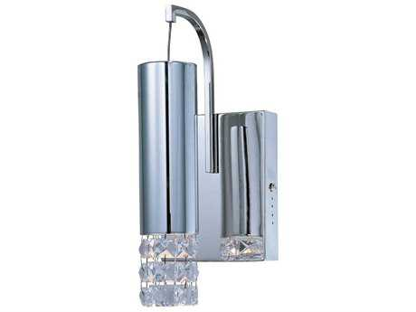 ET2 Bangle Polished Chrome Wall Sconce
