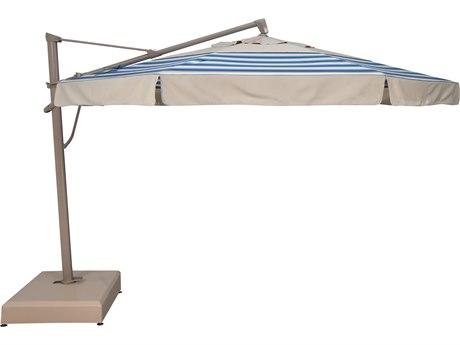 Treasure Garden NonStock Sunbrella AKZ PLUS 13 Foot Octagon Infinite Tilt and Lock Cantilever PatioLiving