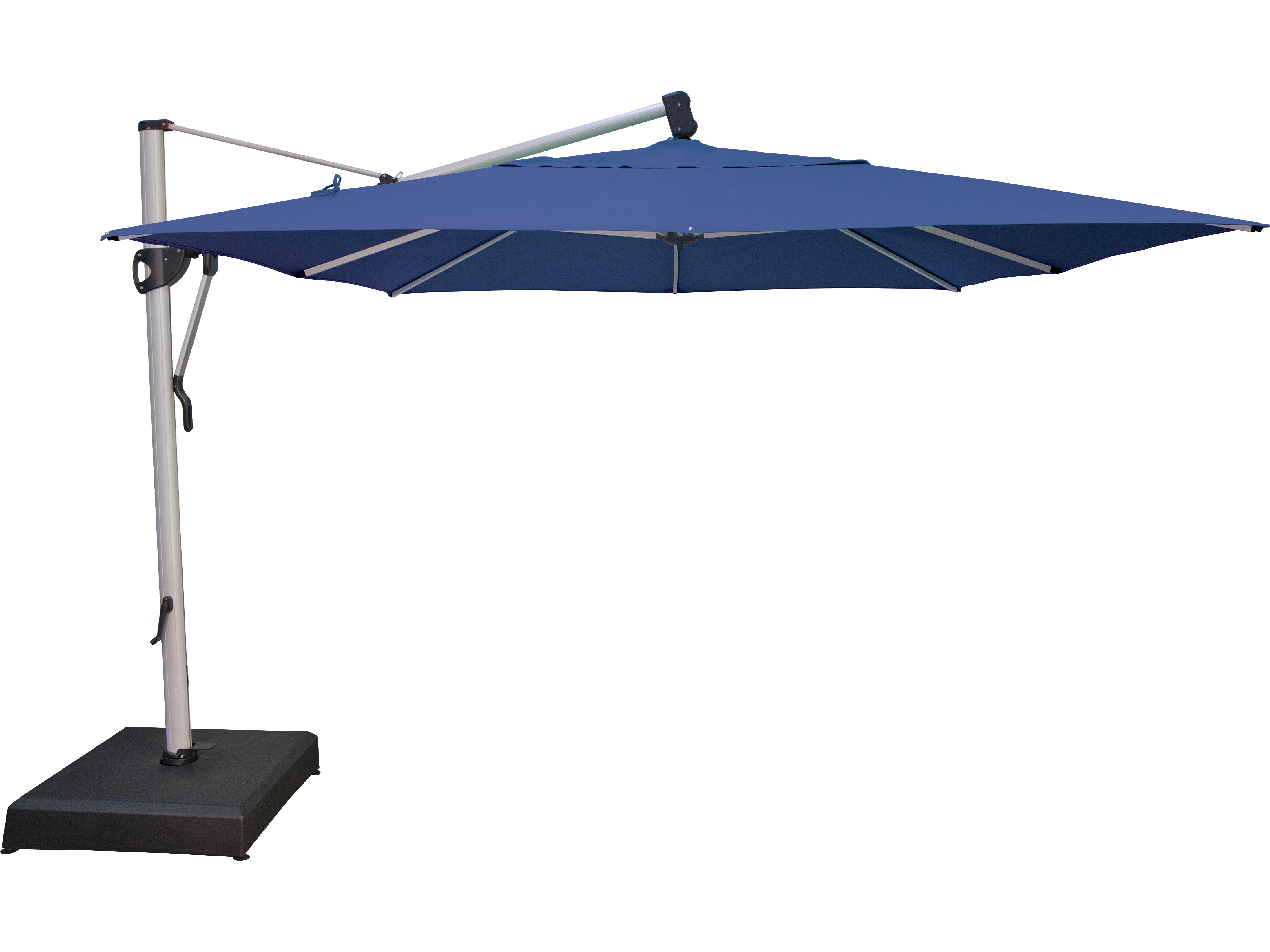 ... Treasure Garden Cantilever Aluminum 10 X 13 Foot Cantilever Umbrella ...