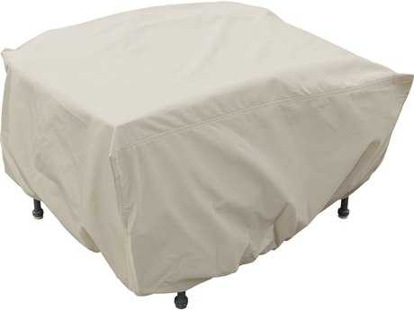 Treasure Garden Large Ottoman Cover