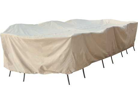 Treasure Garden 2XL Large Oval/ Rectangle Table and Chairs Cover