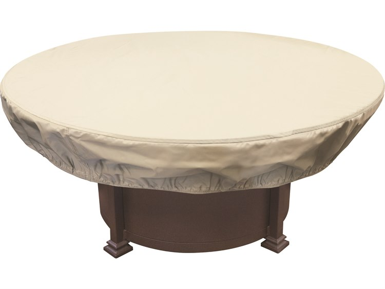 Treasure Garden 48 - 54 Round Chat and Fire Pit Cover