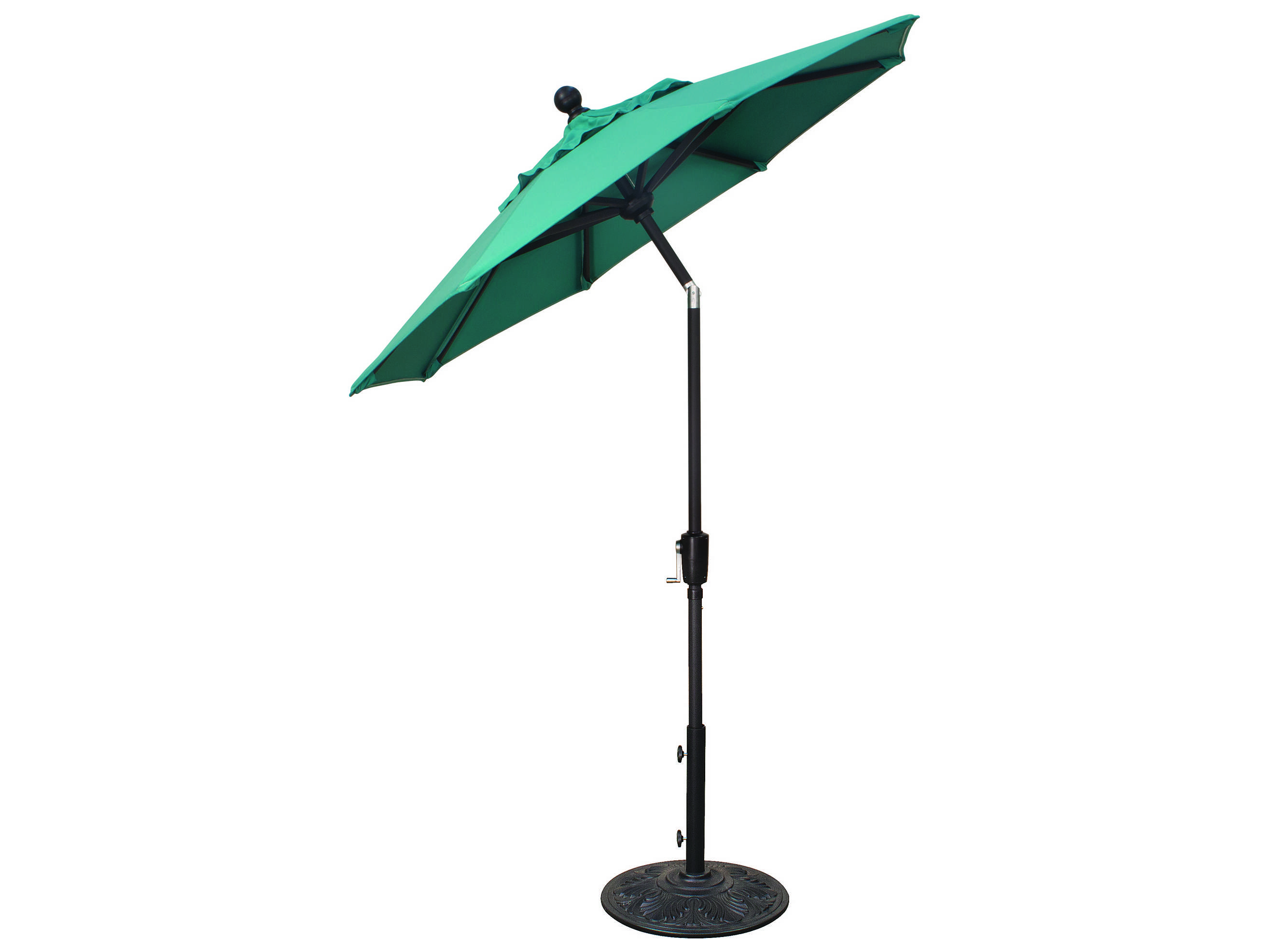 umbrella promotion stand printed garden table