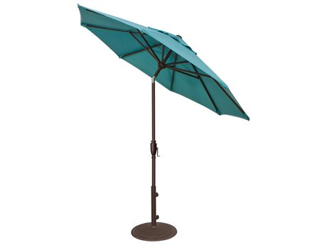 Treasure Garden NonStock Sunbrella 7.5 Foot Octagon Glide Tilt Umbrella