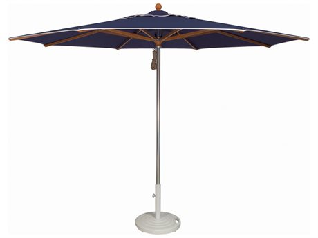 Treasure Garden Specialty Mirror Anodized Umbrella