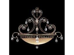 Fine Art Lamps A Midsummer Nights Dream 136942ST Three-Light Pendant