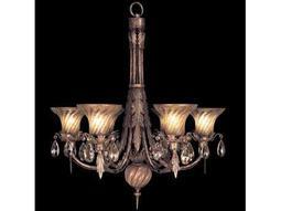 Fine Art Lamps A Midsummer Nights Dream 146942ST Six-Light 30'' Wide Grand Chandelier