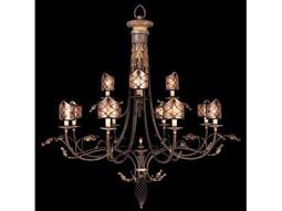 Fine Art Lamps Villa 1919 153540ST 12-Light 51'' Wide Grand Chandelier