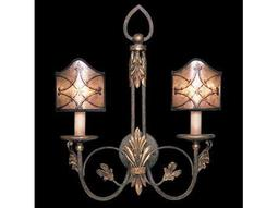 Fine Art Lamps Villa 1919 153750ST Two-Light Wall Sconce