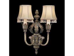 Fine Art Lamps A Midsummer Nights Dream 213350ST Two-Light Wall Sconce