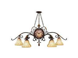 Fine Art Lamps Castile 302040ST Six-Light 52'' Wide Grand Chandelier