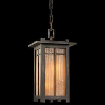 Fine Art Lamps Capistrano 400880ST Four-Light Outdoor Hanging