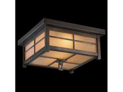Fine Art Lamps Capistrano 401080ST Two-Light Outdoor Ceiling Light