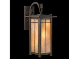 Fine Art Lamps Capistrano 401381ST Three-Light Outdoor Wall Light