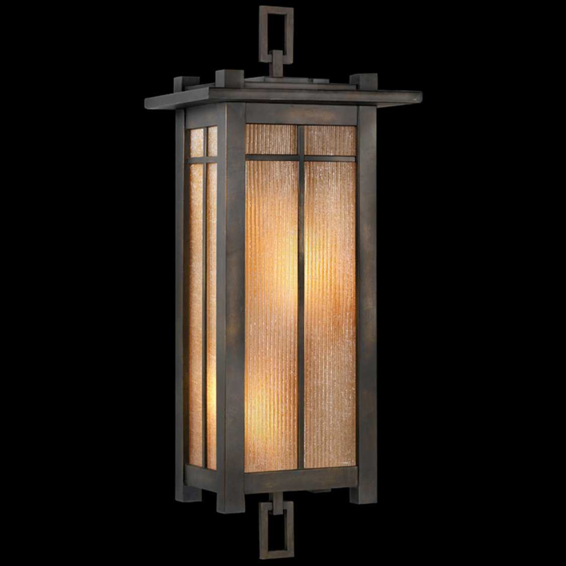 Outdoor Wall Lights Woodies : Fine Art Lamps Capistrano 401581ST Two-Light Outdoor Wall Light FA401581ST