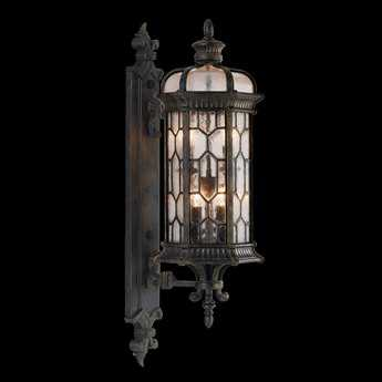 Fine Art Lamps Devonshire 413881ST Four-Light Outdoor Wall Light